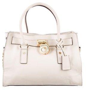 MICHAEL Michael Kors Hamilton Leather Bag