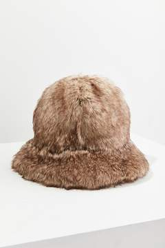 Urban Outfitters Faux Fur Bucket Hat