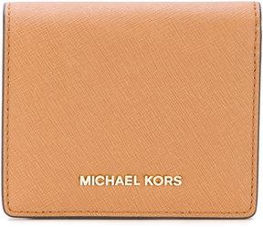 MICHAEL Michael Kors Jet Set Travel cardholder - BROWN - STYLE