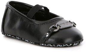 MICHAEL Michael Kors Girls Baby Reeder Ballerina Crib Shoes