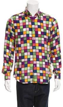 Loewe Silk Button-Up Shirt