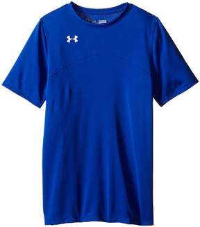 Under Armour Kids UA Golazo Jersey Boy's Short Sleeve Pullover