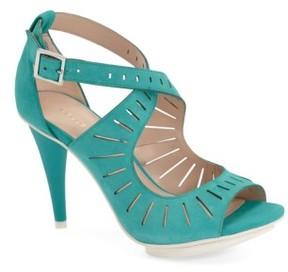 Pelle Moda Women's 'Menlo' Cutout Sandal