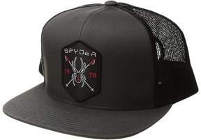 Spyder Clutch Cap Caps