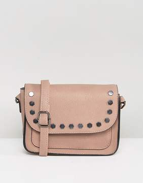 New Look Studded Crossbody Bag