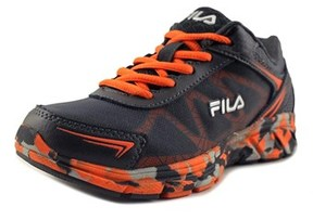Fila Ultra Loop 6 Youth Us 11 Orange Sneakers.