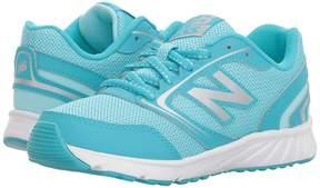 New Balance KR455v1Y Girls Shoes