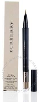 Burberry Full Brows Duo Pen Liner&powder Wax Shadow Barly 0.01 oz (5 ml)
