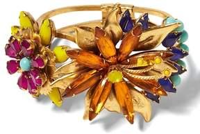 Banana Republic Elizabeth Cole | Tropical Flower Bracelet