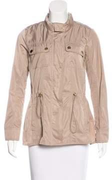 Cacharel Lightweight Zip-Up Jacket