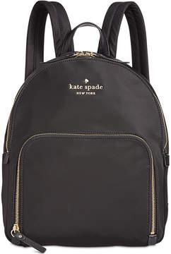 Kate Spade Watson Lane Hartley Backpack - BLACK - STYLE