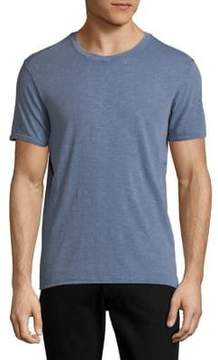 Selected Short-Sleeve Cotton Tee