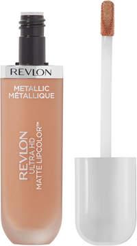 Revlon Ultra HD Matte Metallic Lipcolor - HD Glow