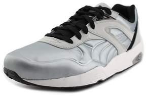 Puma Suede Classic Matt & Shine Men US 9 Silver Sneakers