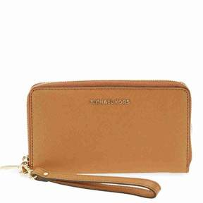 Michael Kors Jet Set Travel Large Smartphone Wristlet - Acorn - ONE COLOR - STYLE