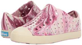 Native Jefferson Marbled Kids Shoes