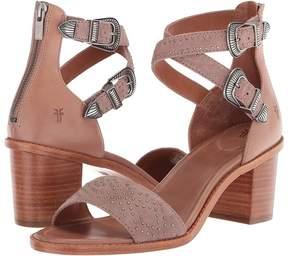 Frye Brielle Western Two-Piece Women's Hook and Loop Shoes