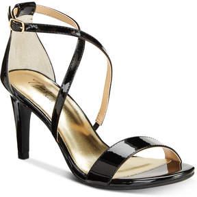 Thalia Sodi Darria Strappy Sandals, Created for Macy's Women's Shoes