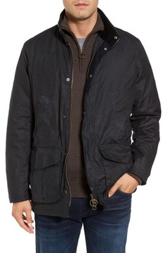 Barbour Men's Hereford Waxed Cotton Jacket