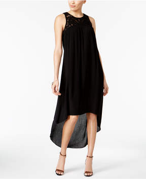 Cable & Gauge Cupio High-Low Shift Dress
