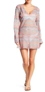 Luli Fama Plunge Dress