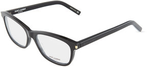 Saint Laurent Square Acetate Optical Glasses