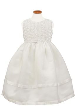 Sorbet Girl's Sleeveless Organza Dress