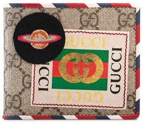 Gucci Courrier GG Supreme wallet