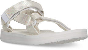 Teva Girls' Universal Athletic Flip Flop Sandals from Finish Line