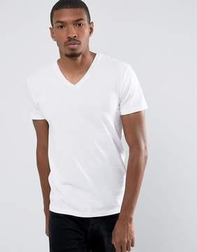 Esprit V-Neck Organic Cotton T-Shirt