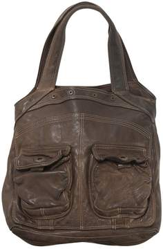 Zadig & Voltaire Brown Leather Handbag