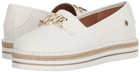 Love Moschino Espadrille w/ Gold Details Women's Shoes