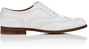 Church's Women's Burwood Patent Leather Wingtip Oxfords