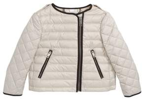 Burberry Gina Quilted Down Jacket