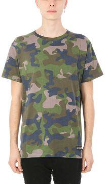 Les (Art)ists Les Artists Camouflage Virgil 80 Cotton T-shirt