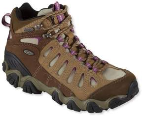 L.L. Bean L.L.Bean Women's Oboz Sawtooth Waterproof Hiking Shoes