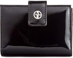 Giani Bernini Patent Framed Wallet