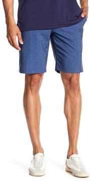 Callaway GOLF Mini Box Patterned Shorts