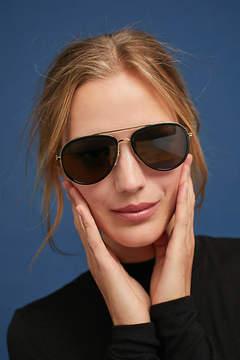 Anthropologie Freyrs Aviator Sunglasses