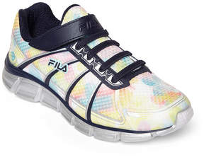 Fila Speedglide 3 Strap Girls Running Shoes
