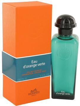 EAU D'ORANGE VERTE by Hermes Eau De Cologne Spray (3.3 oz)