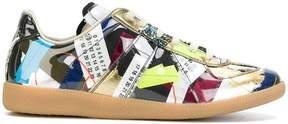 Maison Margiela patchwork Replica sneakers
