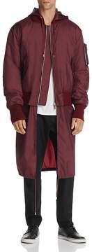 Public School Clemente Convertible Bomber Jacket