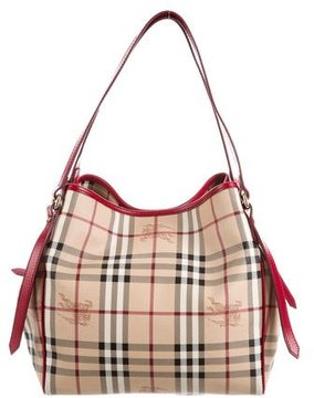 Burberry Canterbury Tote Bag - BROWN - STYLE