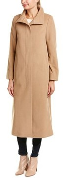 Basler Wool & Cashmere-blend Coat.