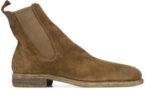 Guidi Chelsea boots