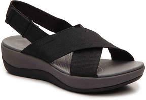 Clarks Women's Arla Kaydin Wedge Sandal