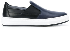 Salvatore Ferragamo slip-on sneakers