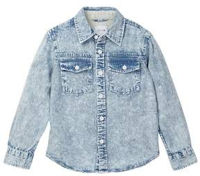 Joe's Jeans Chambray Woven Shirt (Little Boys)