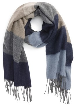 Topman Men's Stripe Scarf